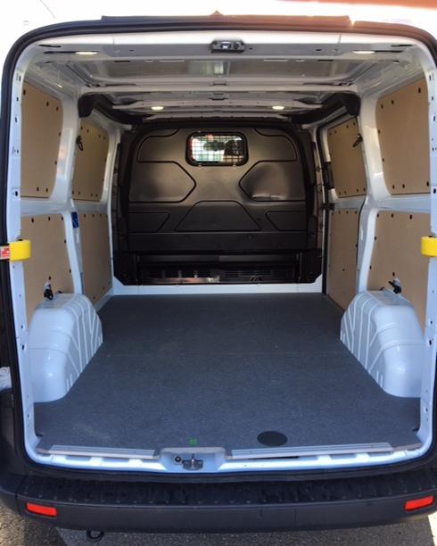 Ford Transit 5mᵌ manuelle 2.0TDCi (permis B)