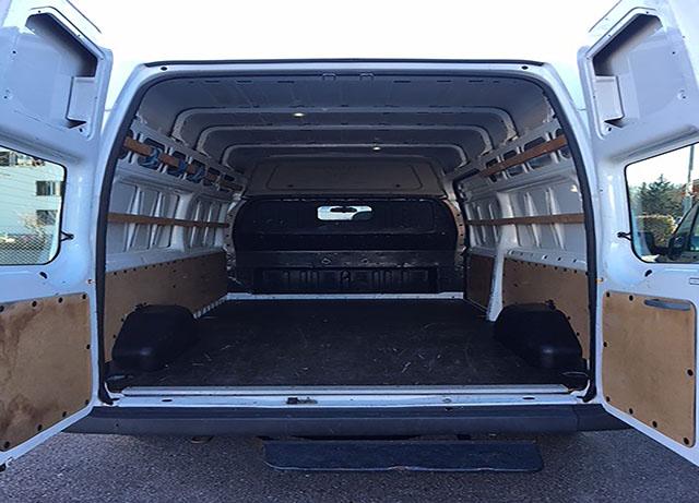 Ford Transit 10mᵌ manuelle 2.2TDCi (permis B)