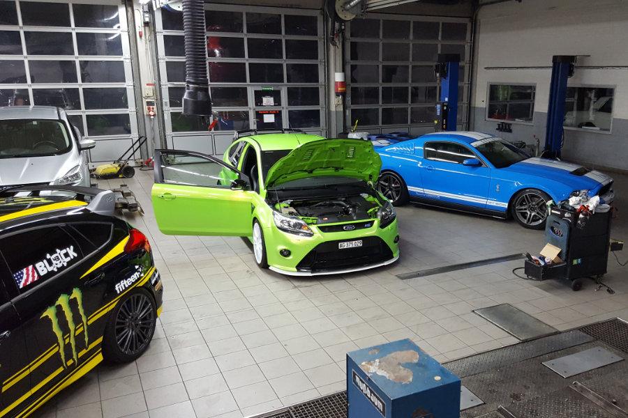 Ford Geissmann AG Performance Tuning