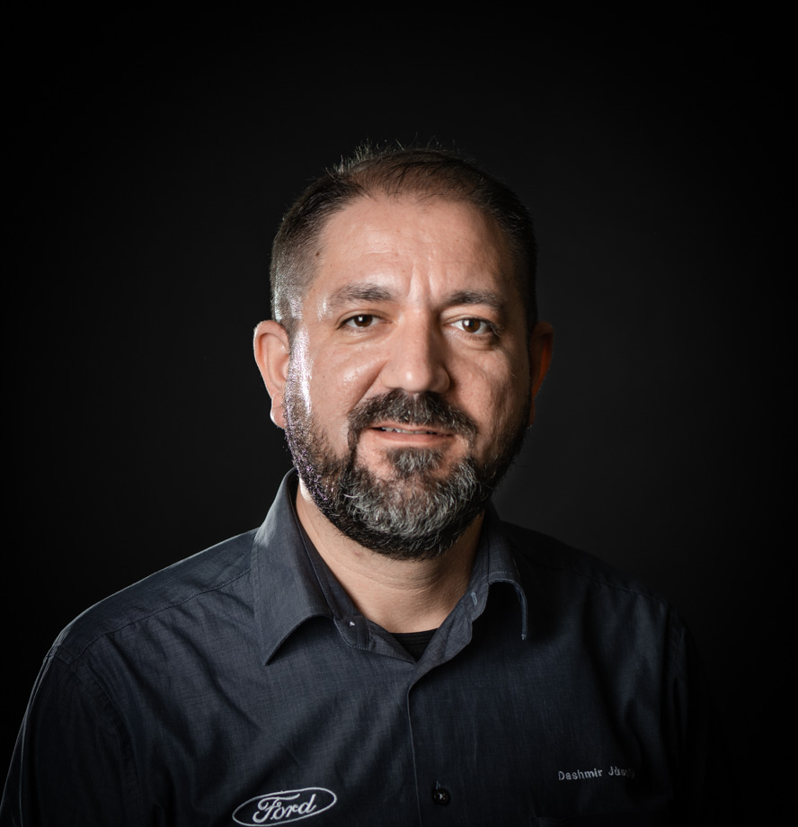 Dashmir Jusufi