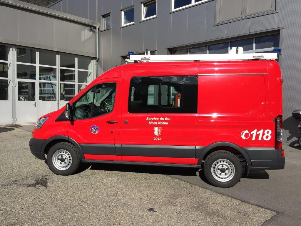 Ford Transit Feuerwehr