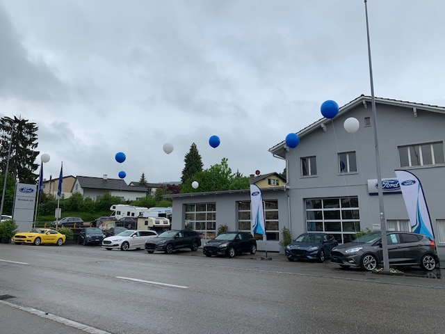 Frühlingsausstellung 4. und 5. Mai 2019 Garage Schaub AG