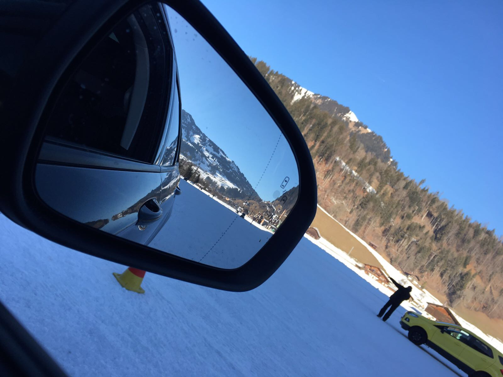 Winterfahrtraining 2017 Schaub AG Buus