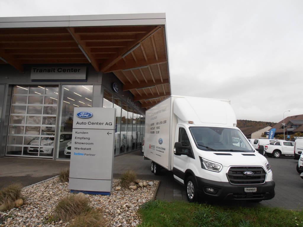 Ford Transit mit Baldinger