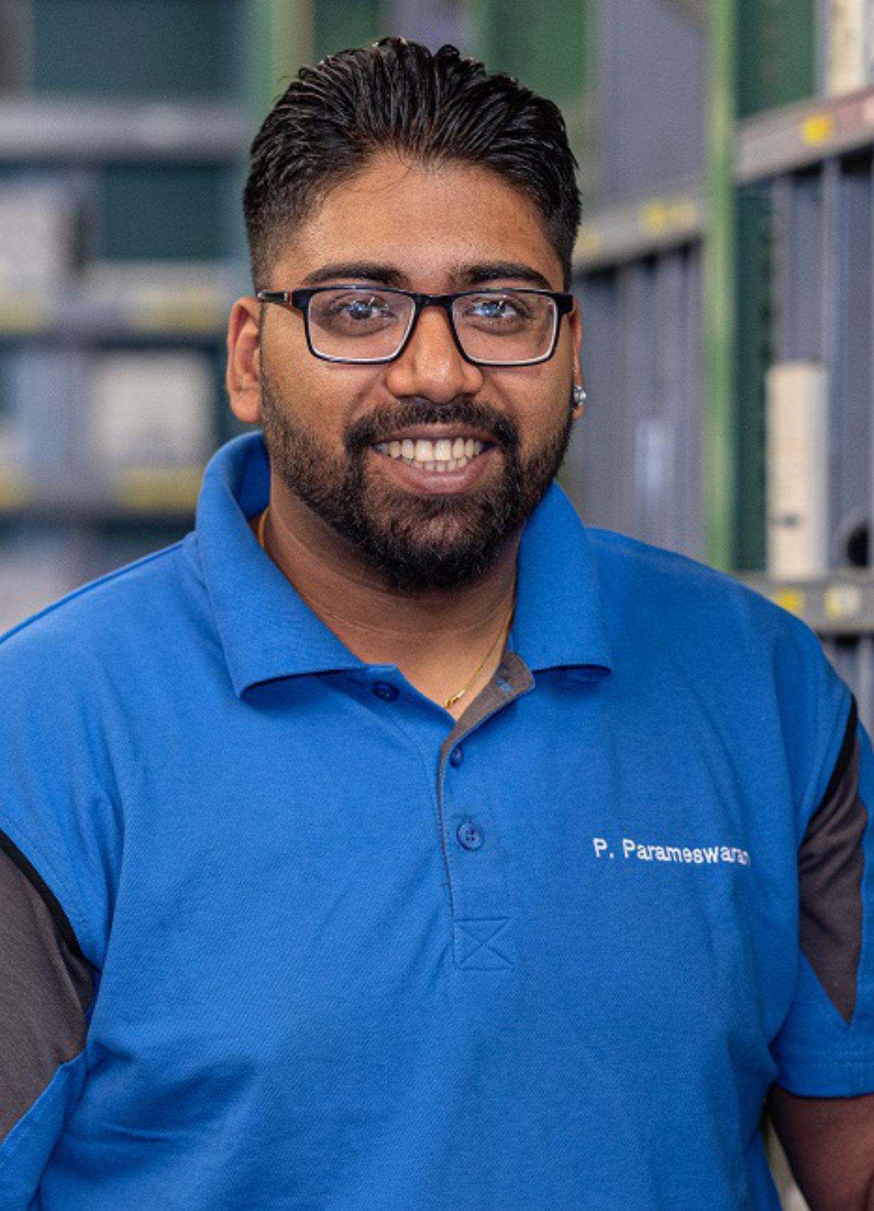 Prasath Parameswaran