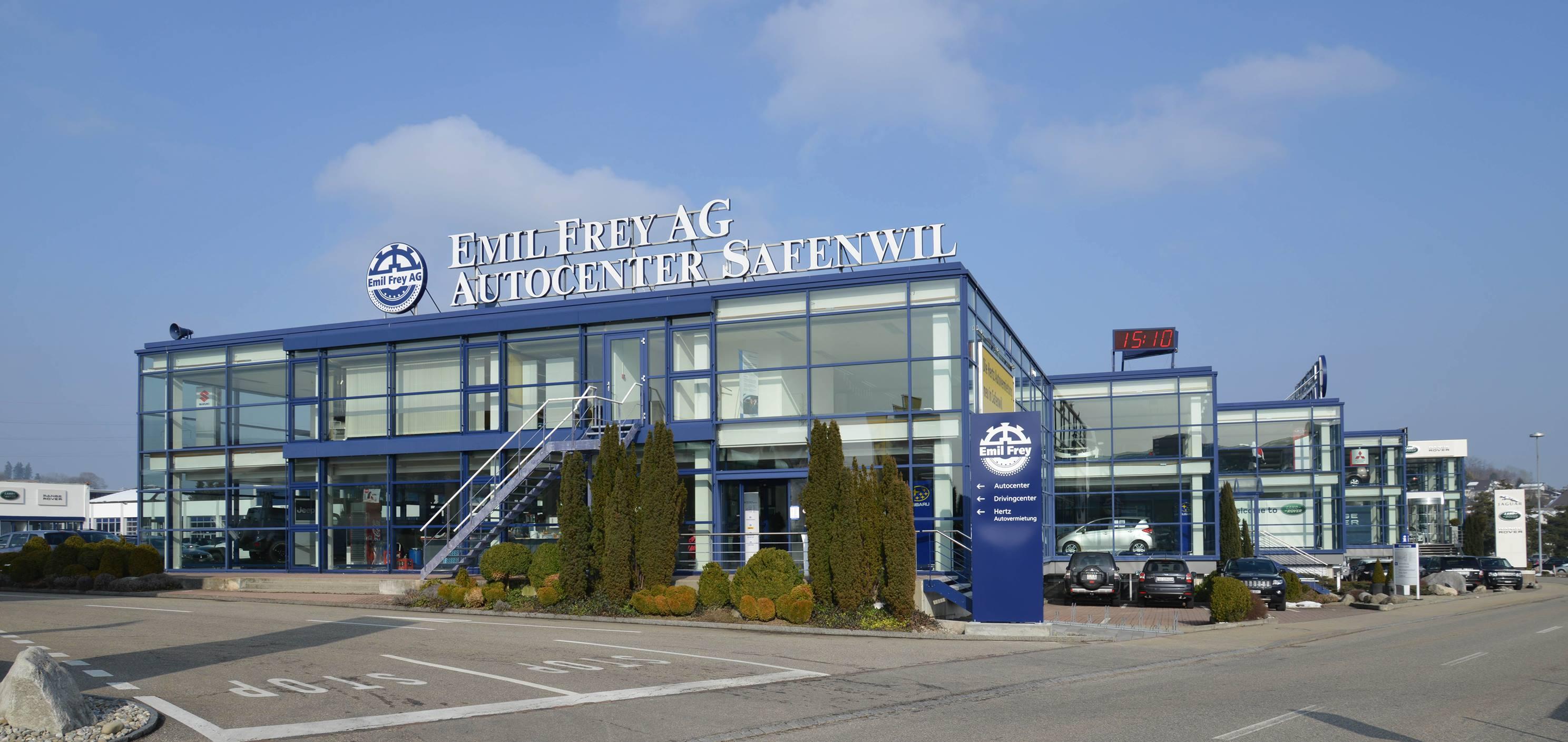 Unser Betrieb in Safenwil