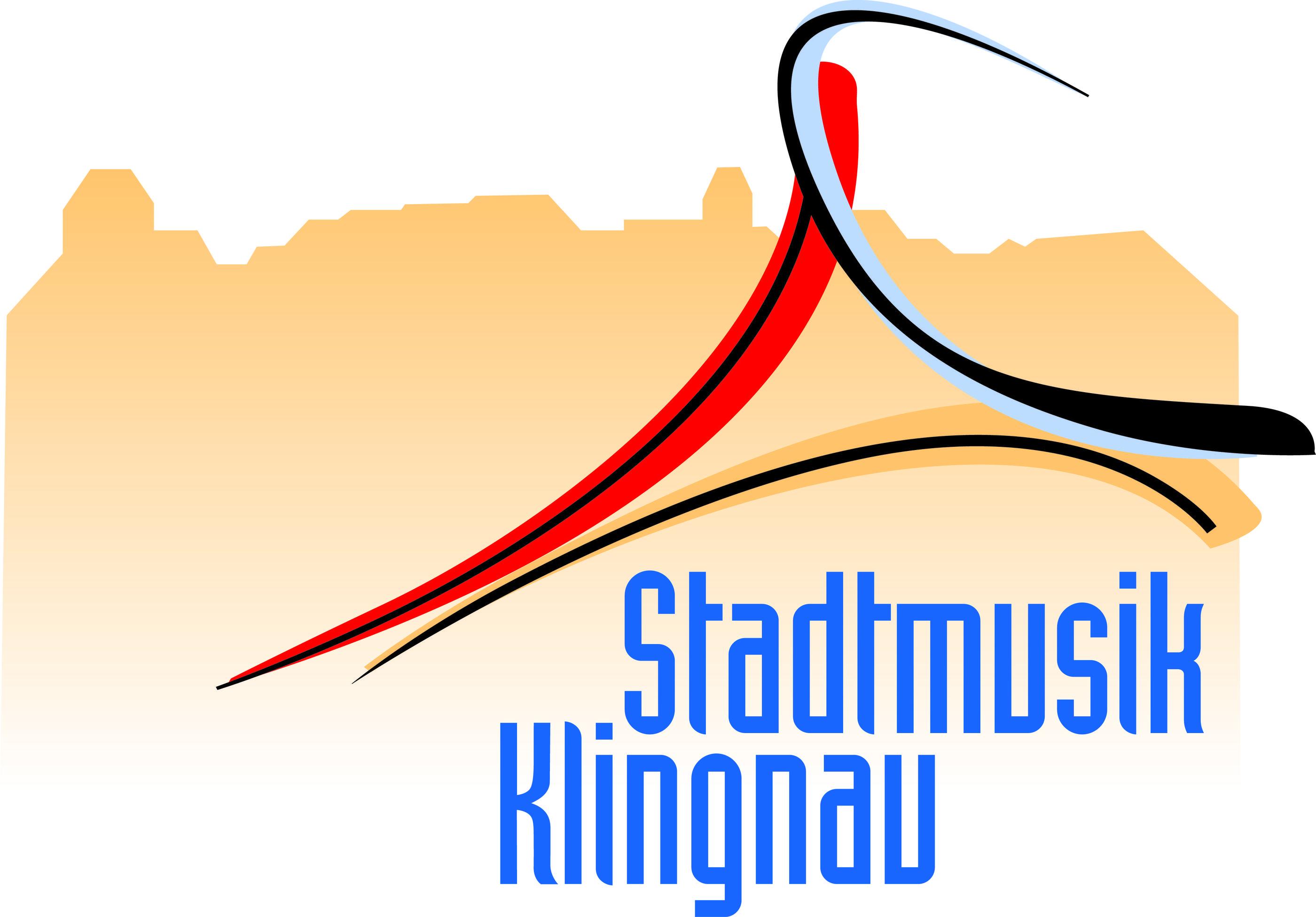 Stadtmusik Klingnau sponsoring by Garage Steffen