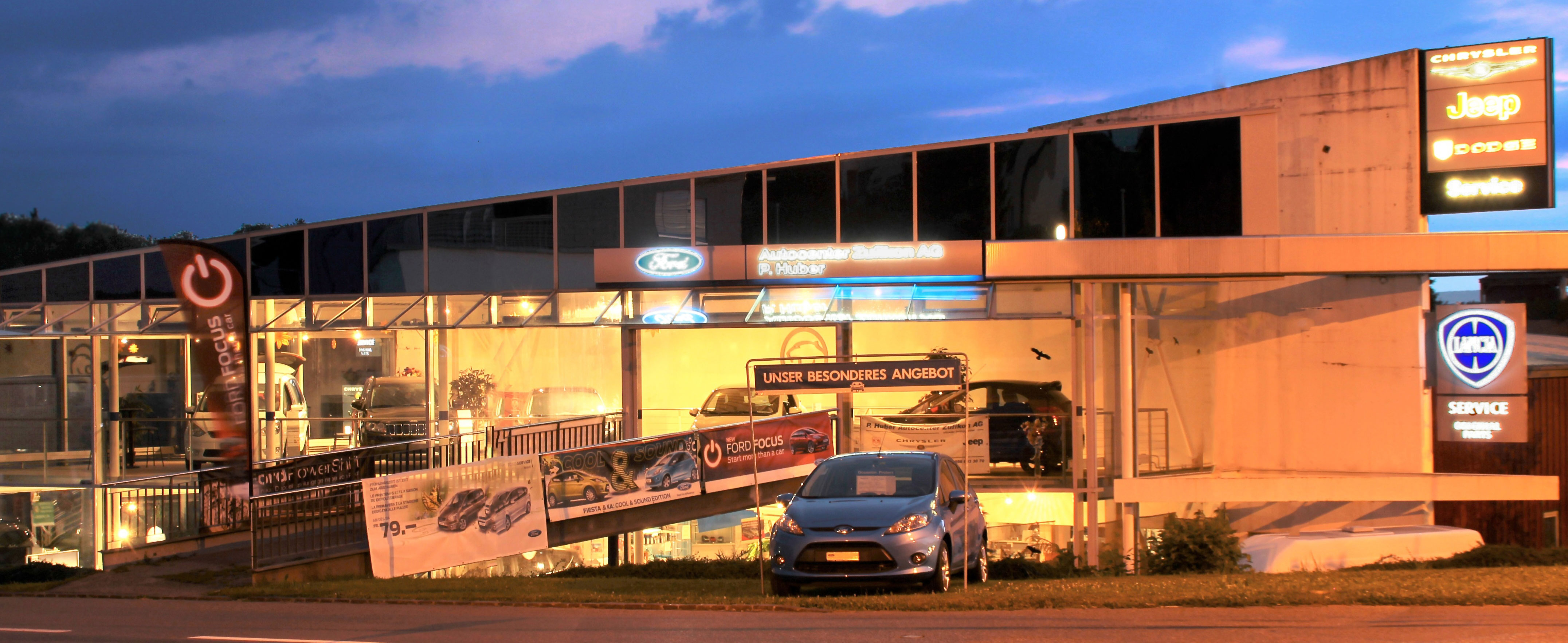 P. Huber Autocenter Zufikon