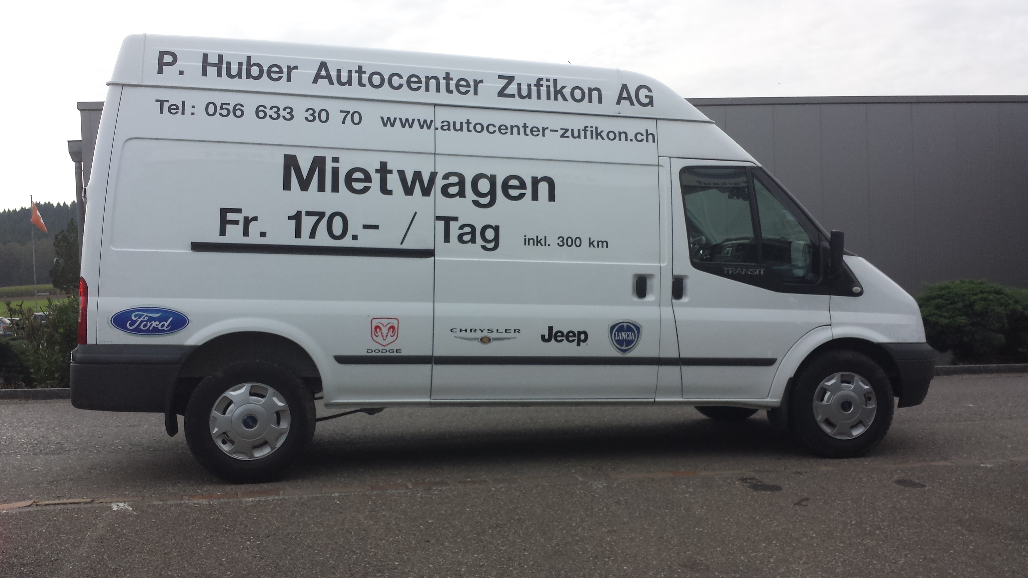 P. Huber Autocenter AG Zufikon