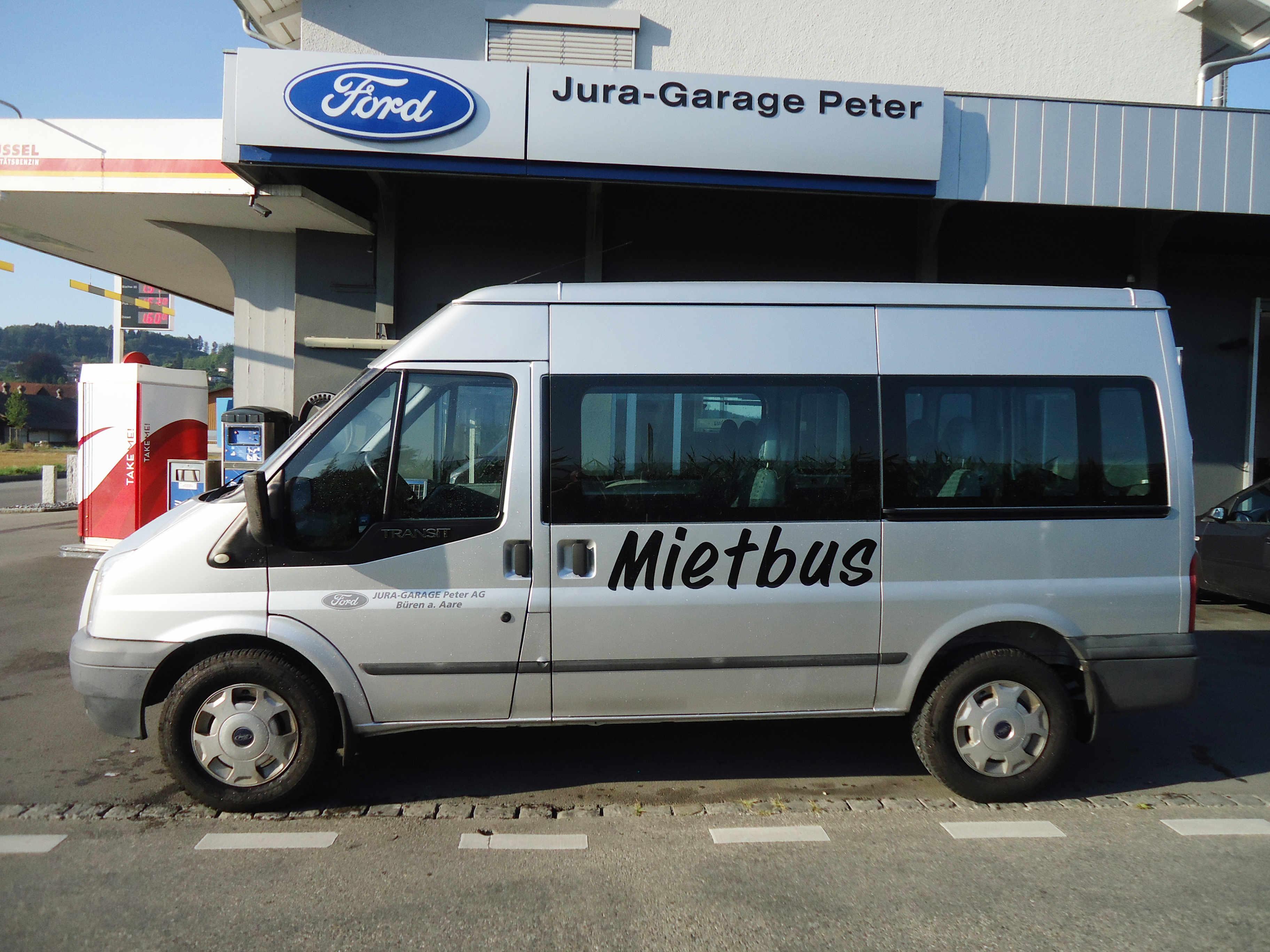 9-Plätzer Jura-Garage Peter AG Büren an der Aare