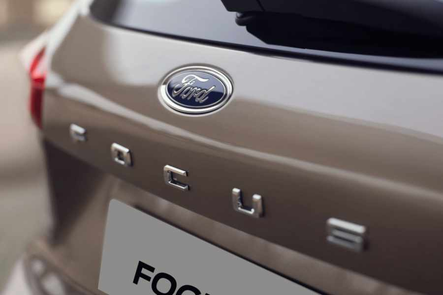 Ford Focus Nahaufnahme Focus Imprint