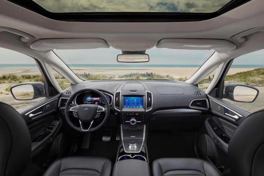 Ford Galaxy Amaturenbrett