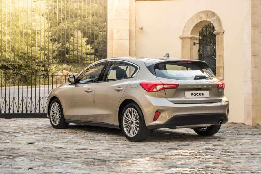 Ford Focus Rückansicht