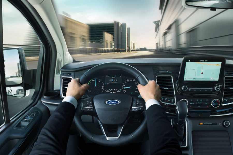 Ford Tourneo Custom Lenkrad