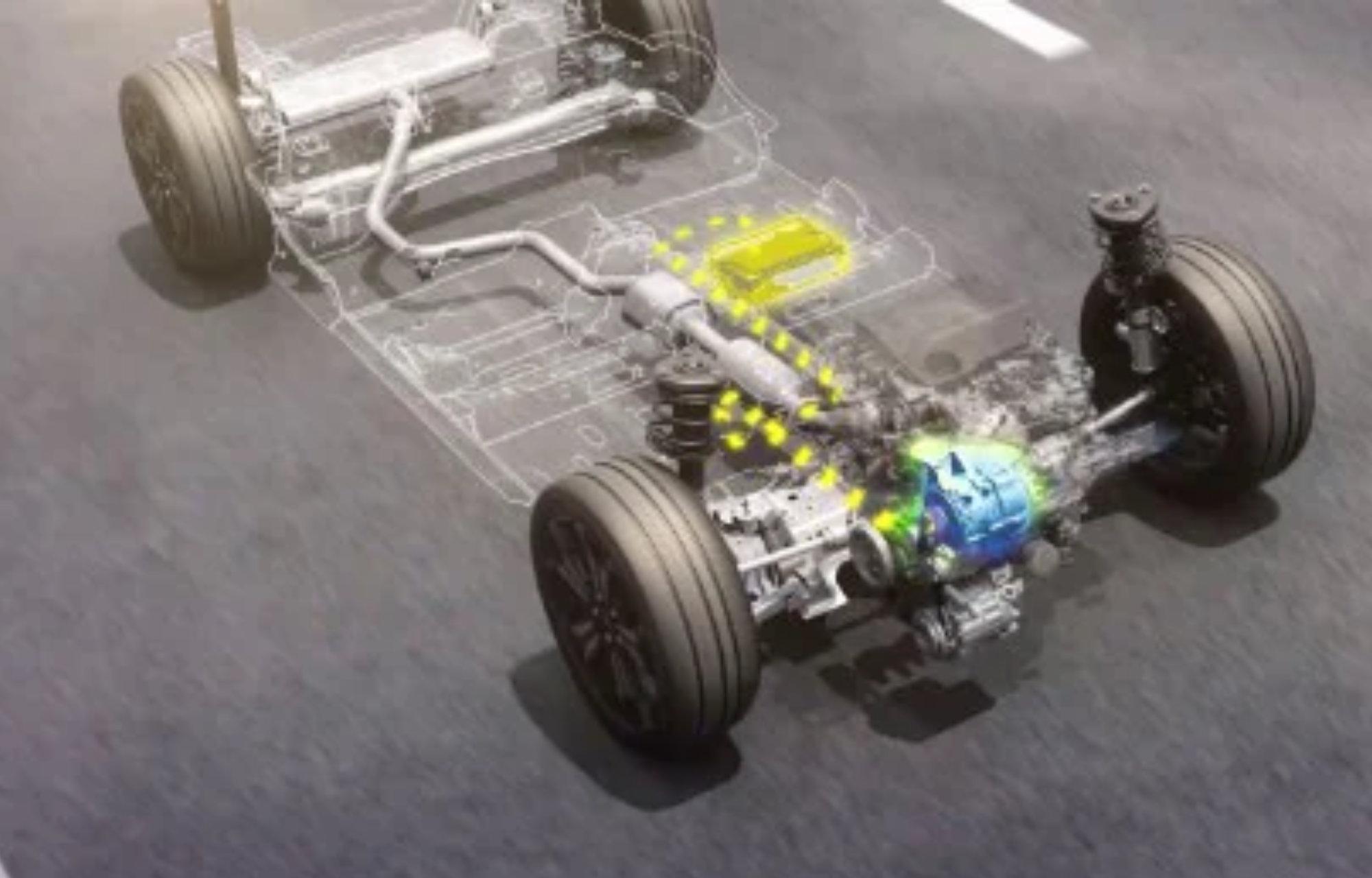 Ford EcoBlue-Hybrid