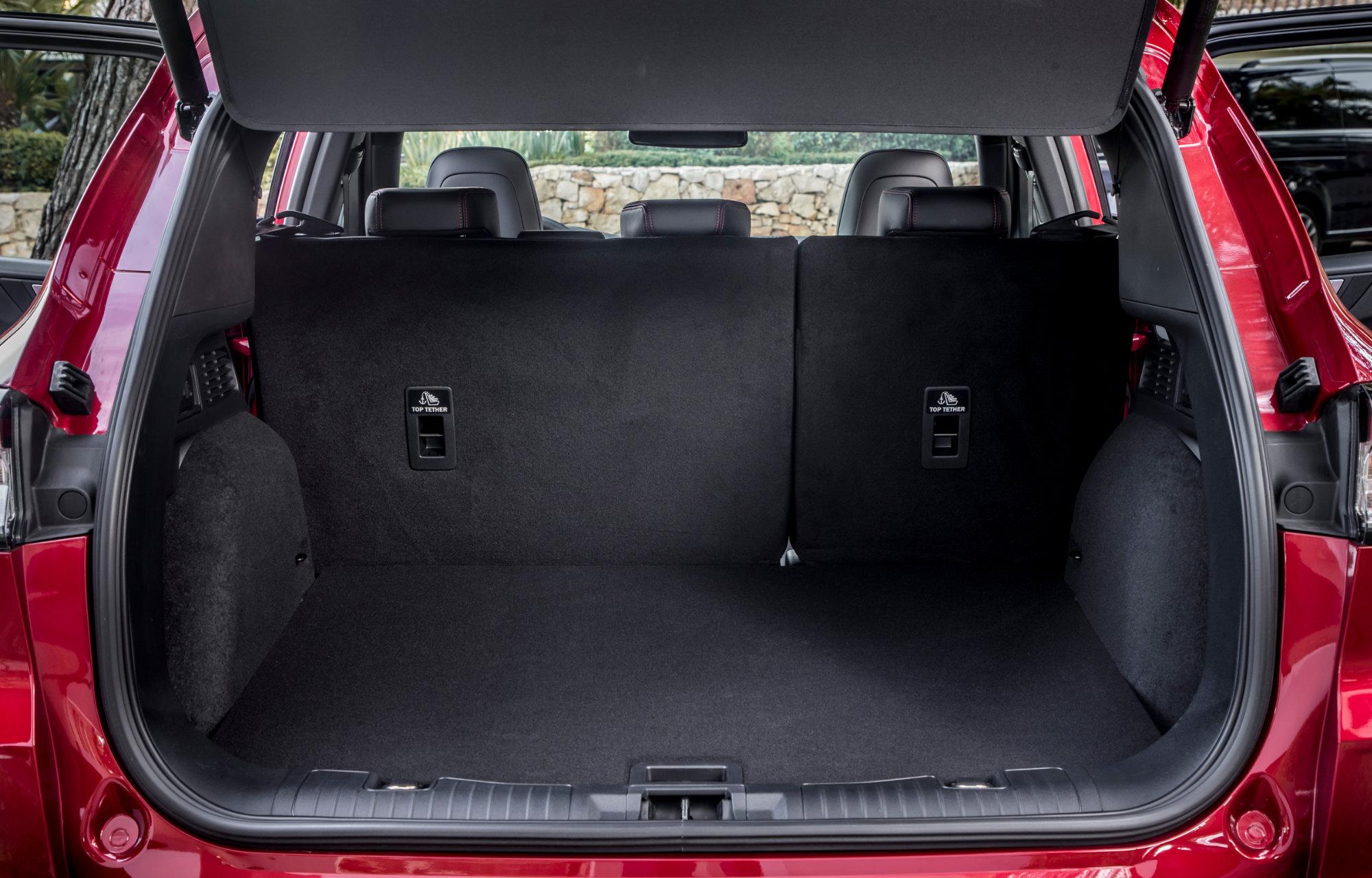 Ford Kuga ST-Line Kofferraum