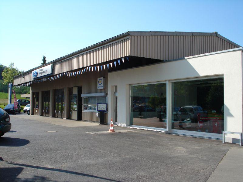 Ford Garage Wegmüller AG