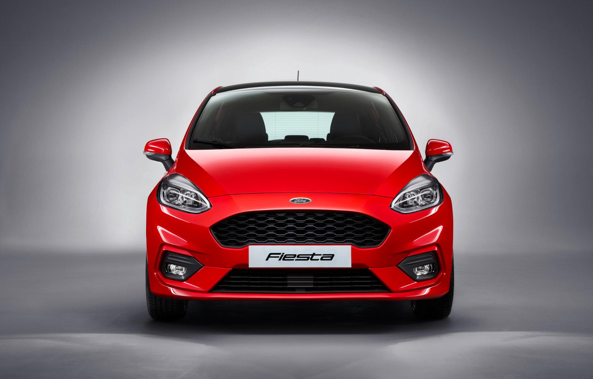 Ford Fiesta Mietwagen Settelen