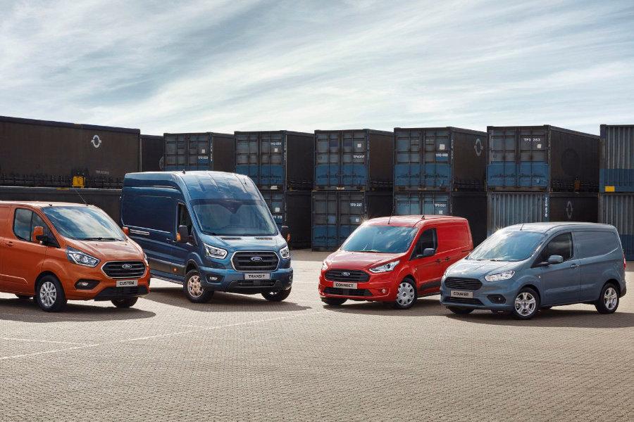 Ford Transit Modelle Wolgensinger AG