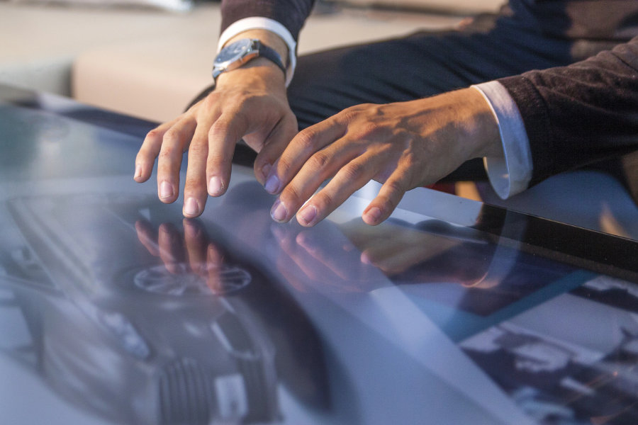 FordStore Apprentissage interactif