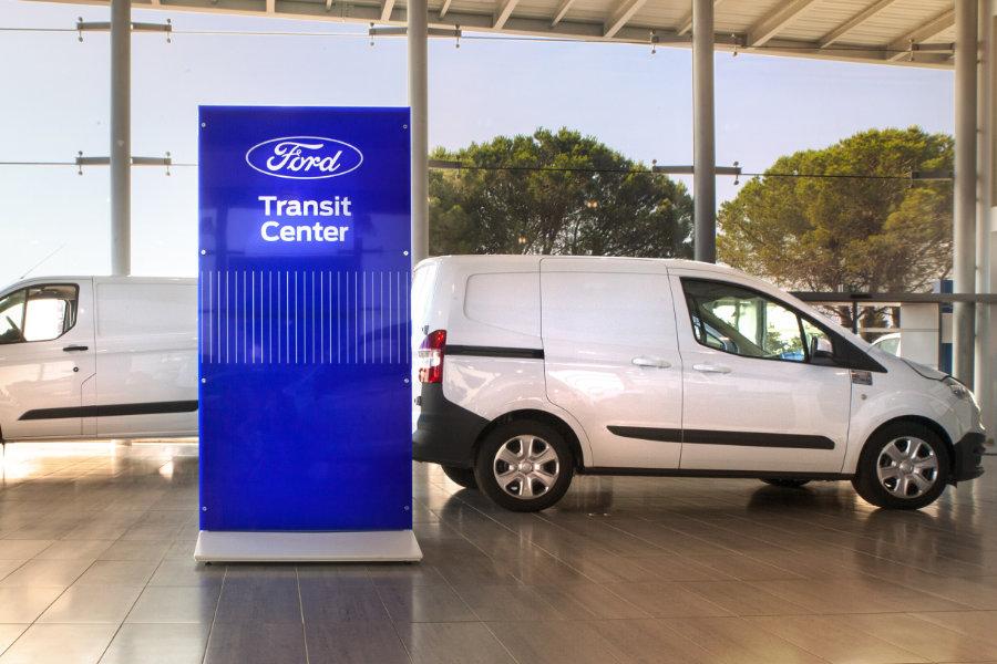 FordStore Centres Transit
