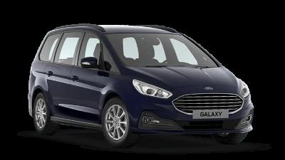 Ford Galaxy Virtueller Showroom