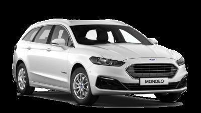 Ford Mondeo Virtueller Showroom