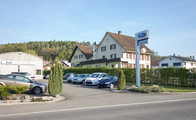 Elite Garage Veltheim AG