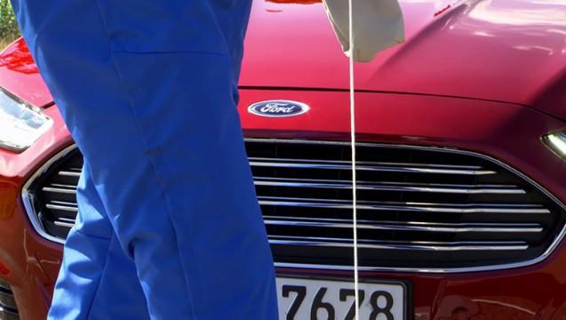 Ford système de freinage