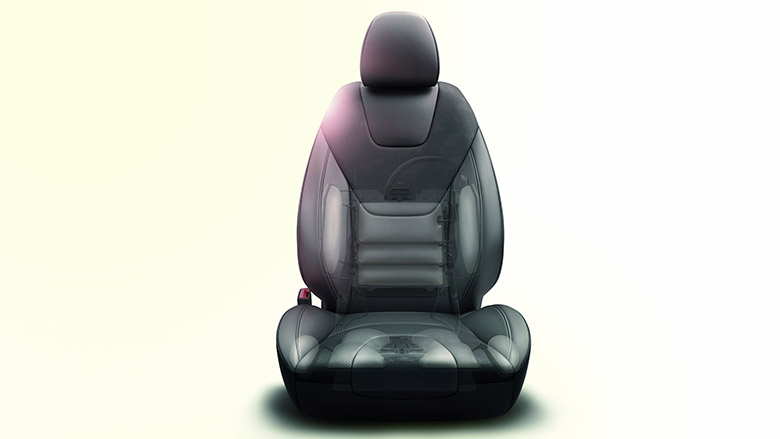 Ford Multi Konturen-Sitze