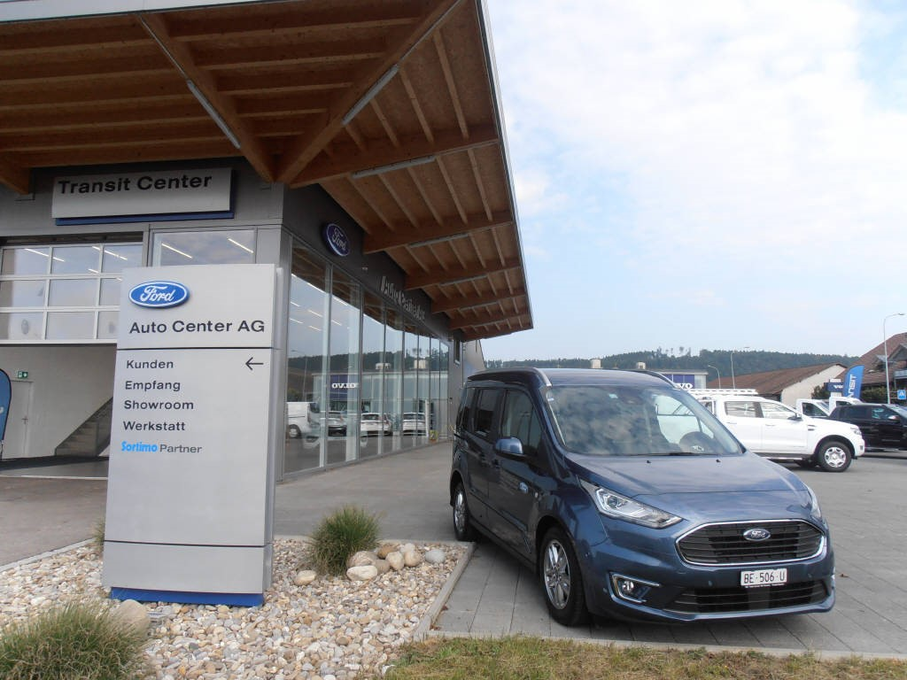 Ford Tourneo Connect 1.5 EcoBlue 120 Titanium Auto Center AG Worben