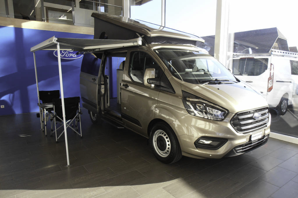 Ford Transit Custom Nugget Auto Center AG Worben