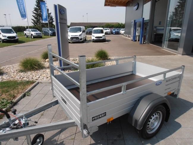 Mietanhänger SARIS B1000 Auto Center AG Worben