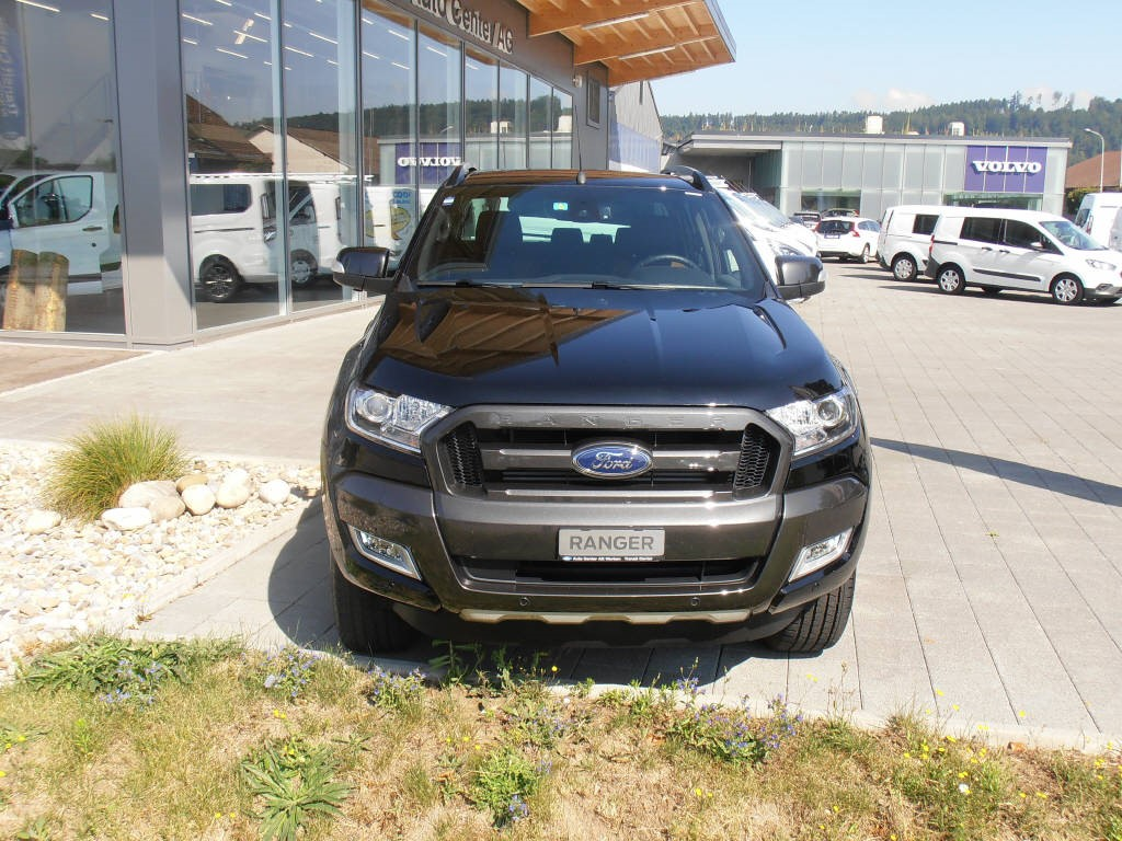 Ford Ranger D. Kab 3.2 TDCI 4x4 Wildtrak Auto Center AG Worben