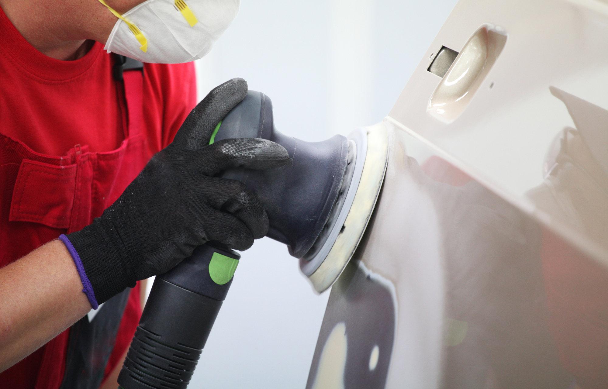 Kostengünstige Reparaturen mit Drücktechnik
