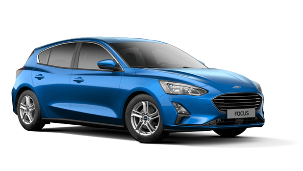 Ford Focus Trend +
