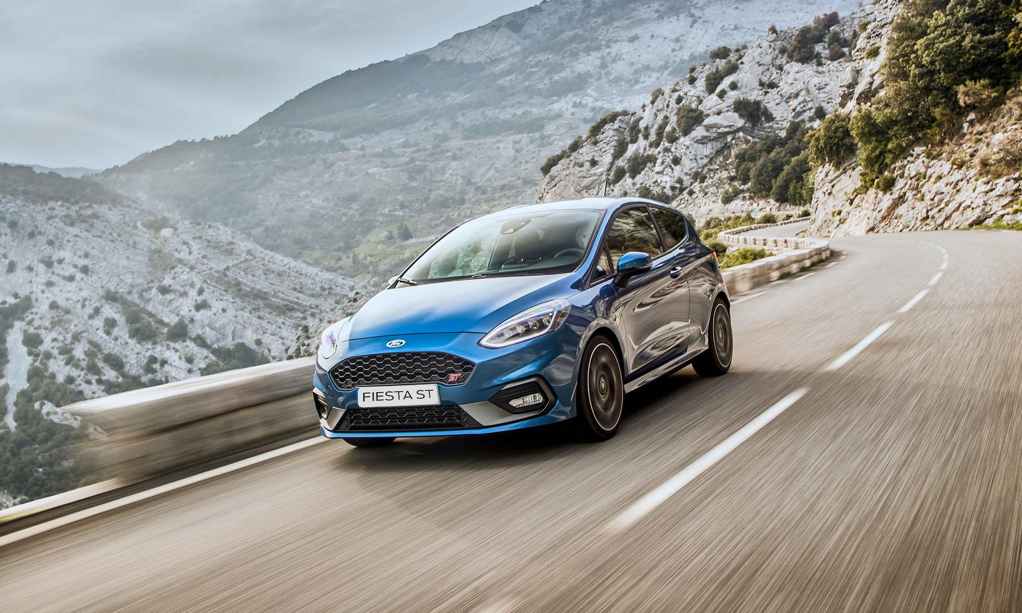 Der Neue Ford Fiesta ST