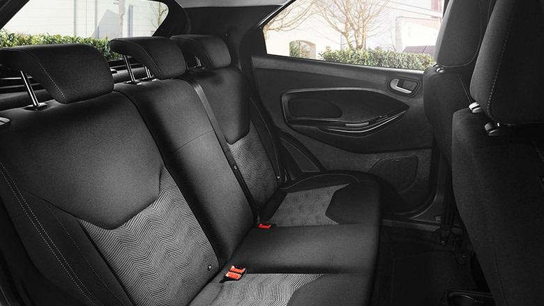 Ford KA Innenansicht Sitze