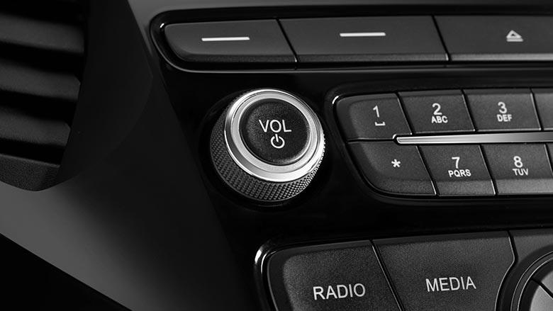 Ford KA Innenansicht Detail