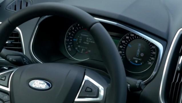 Ford intelligenter Geschwindigkeitsbegrenzer