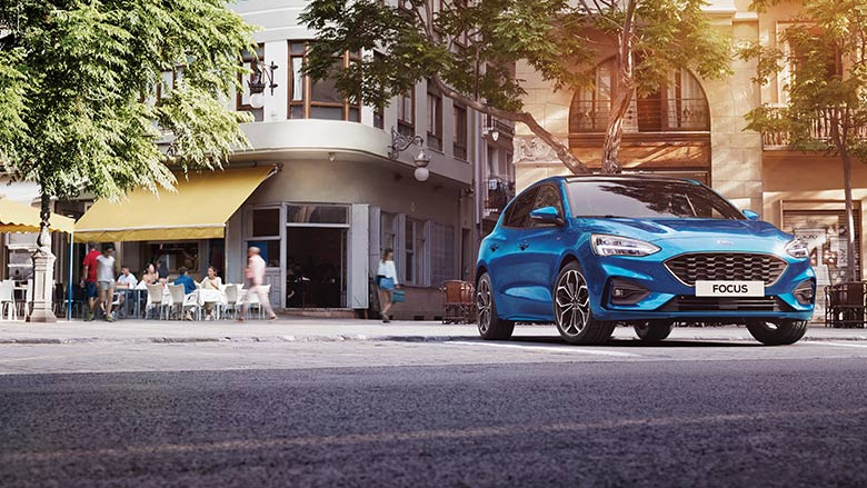 Ford FOCUS 2018 ST-Line