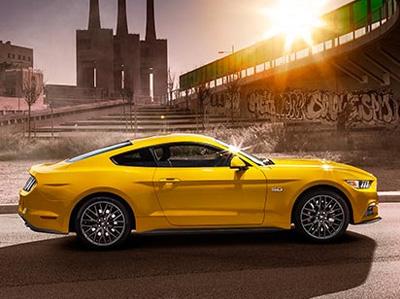 Ford Mustang AMB Praha