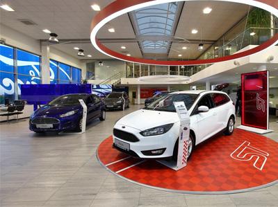 Ford Focus FordStore AMB Praha