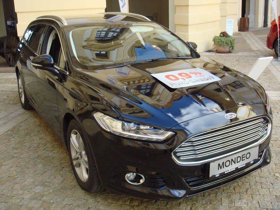 Ford Mondeo Kombi RAŠINO Brno
