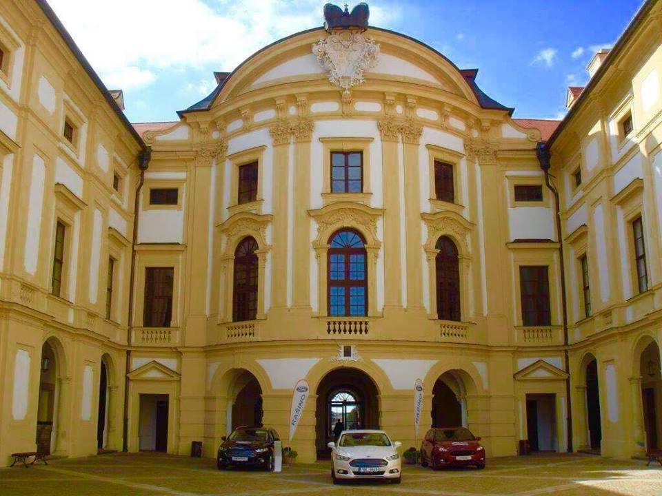 Ford RAŠINO Brno