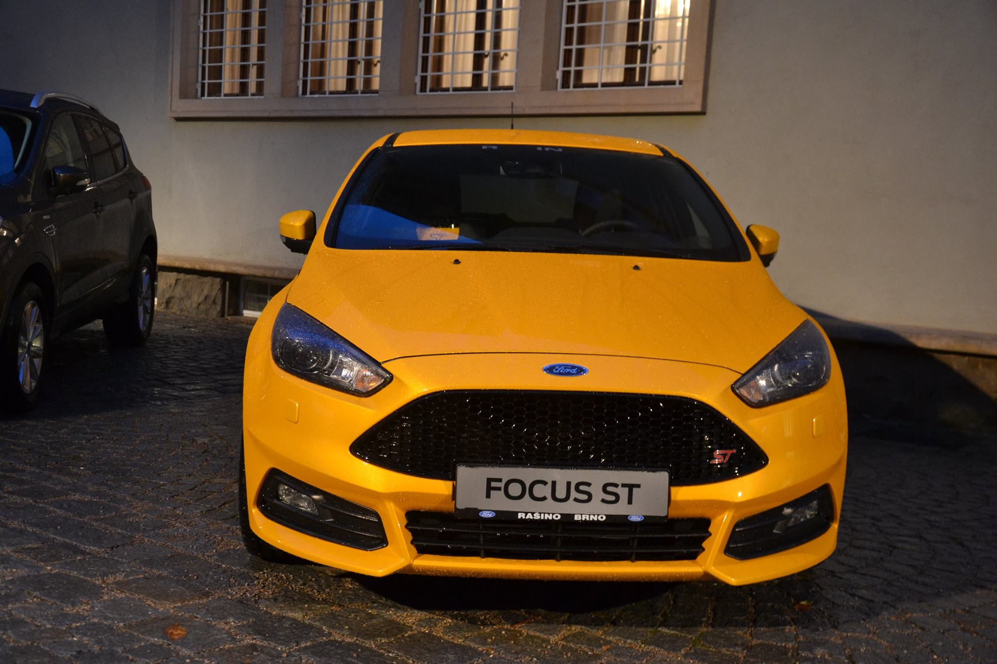 Ford Focus ST - Ford Rašino Brno