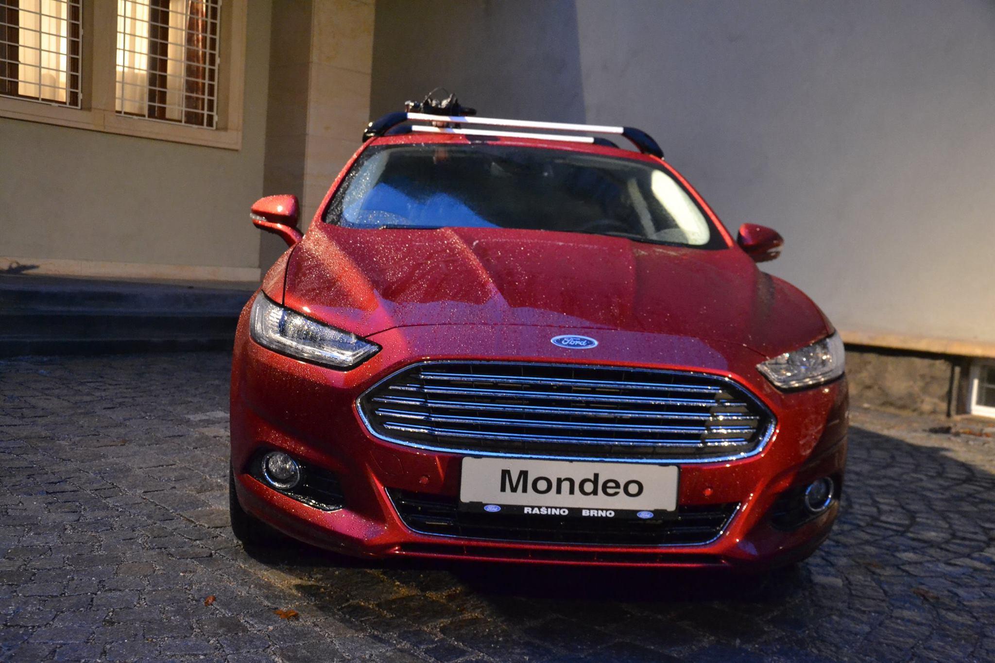 Ford Mondeo - Rašino Brno