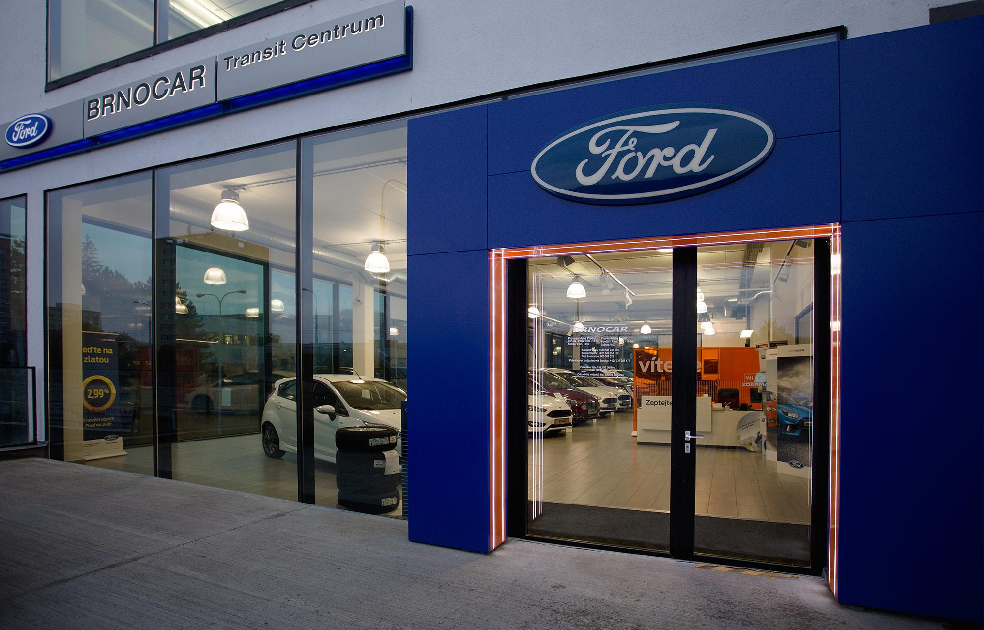 Ford BRNOCAR
