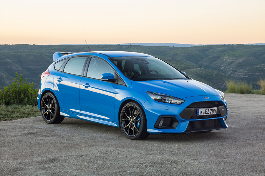 Ford Focus RS - 2.3 EcoBoost