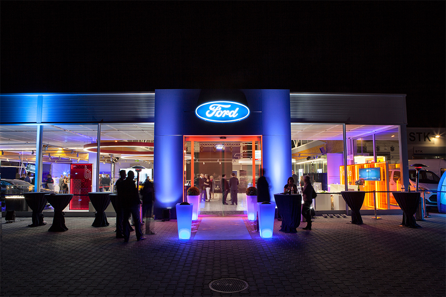 FordStore AUTO IN - Ústí nad Labem